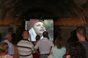 Imagen proyección audiovisual